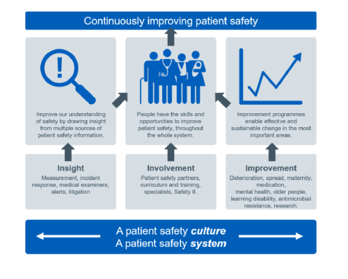Nhs patient safety strategy